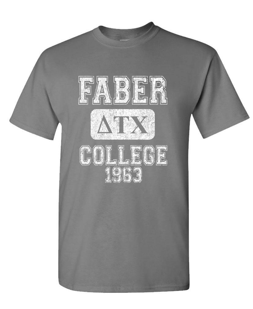 Faber College Delta Tau Chi Belushi House S T Shirt 5851