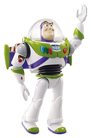 Story Toy Figura Buzz Lightyear (Mattel BMJ70)  Amazon.es  Juguetes ... f0c171a7fe4