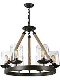 Perfect LNC Vintage Chandelier Lighting Light Chandeliers Rustic Pendant Lighting
