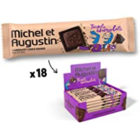 18-Count Michel et Augustin Double Chocolate French Cookie Squares