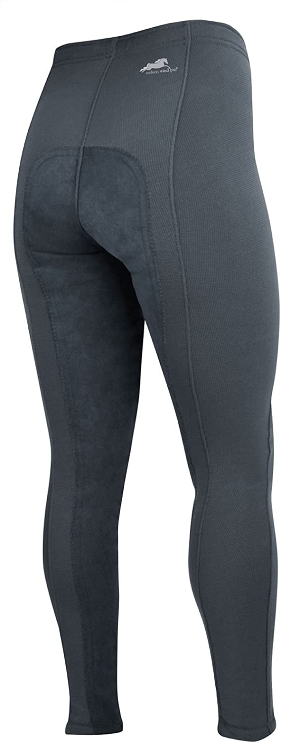Irideon Wind Pro F/S Breeches-Plus - Color:Graphite Size:2X Breeches