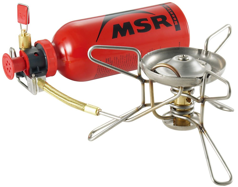 MSR WhisperLite Portable Camping and Backpacking Stove