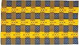 Fair Trade African Ghana Kente Cloth, 63'' Across Approximately, 7721