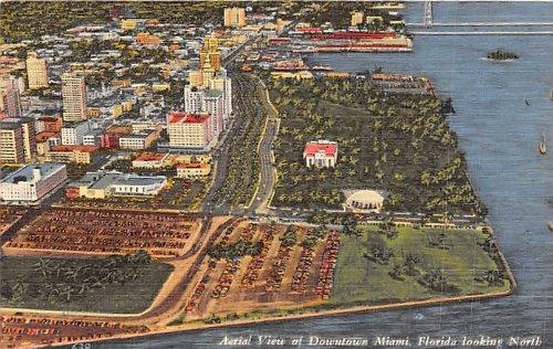 Downtown Miami, Florida - Miami Fl Downtown