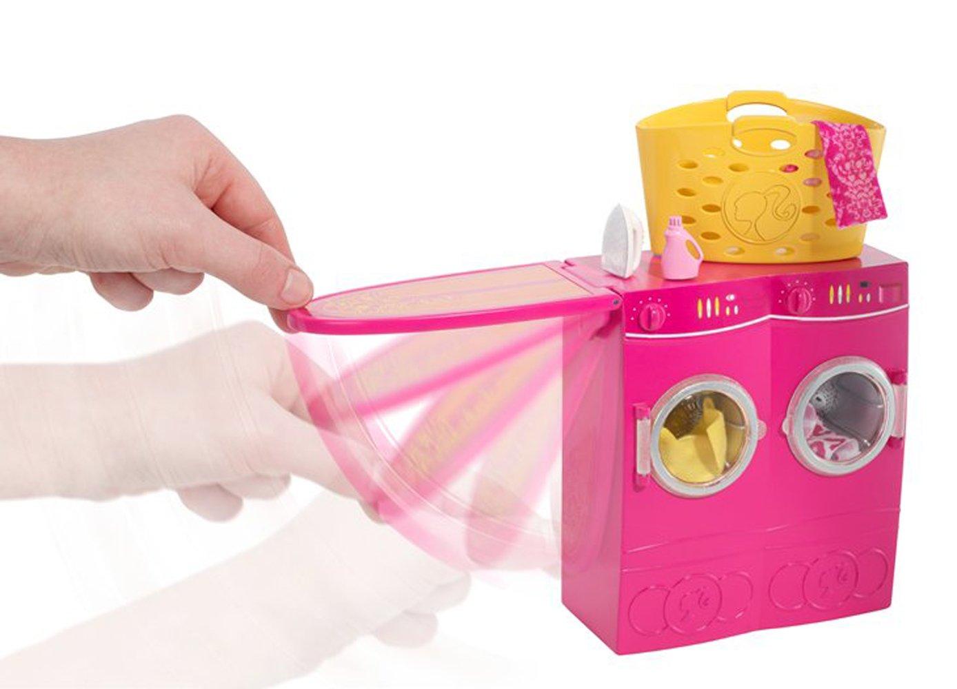 Amazon.es: t7182 mattel   barbie como lavandería: juguetes y juegos