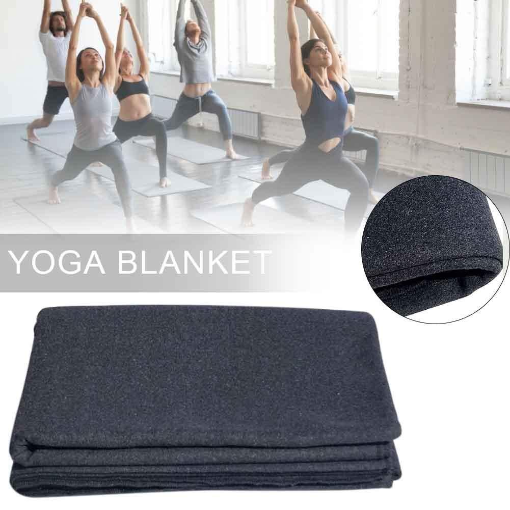 lingzhuo-shop Manta de Yoga Manta de Lana de meditación ...