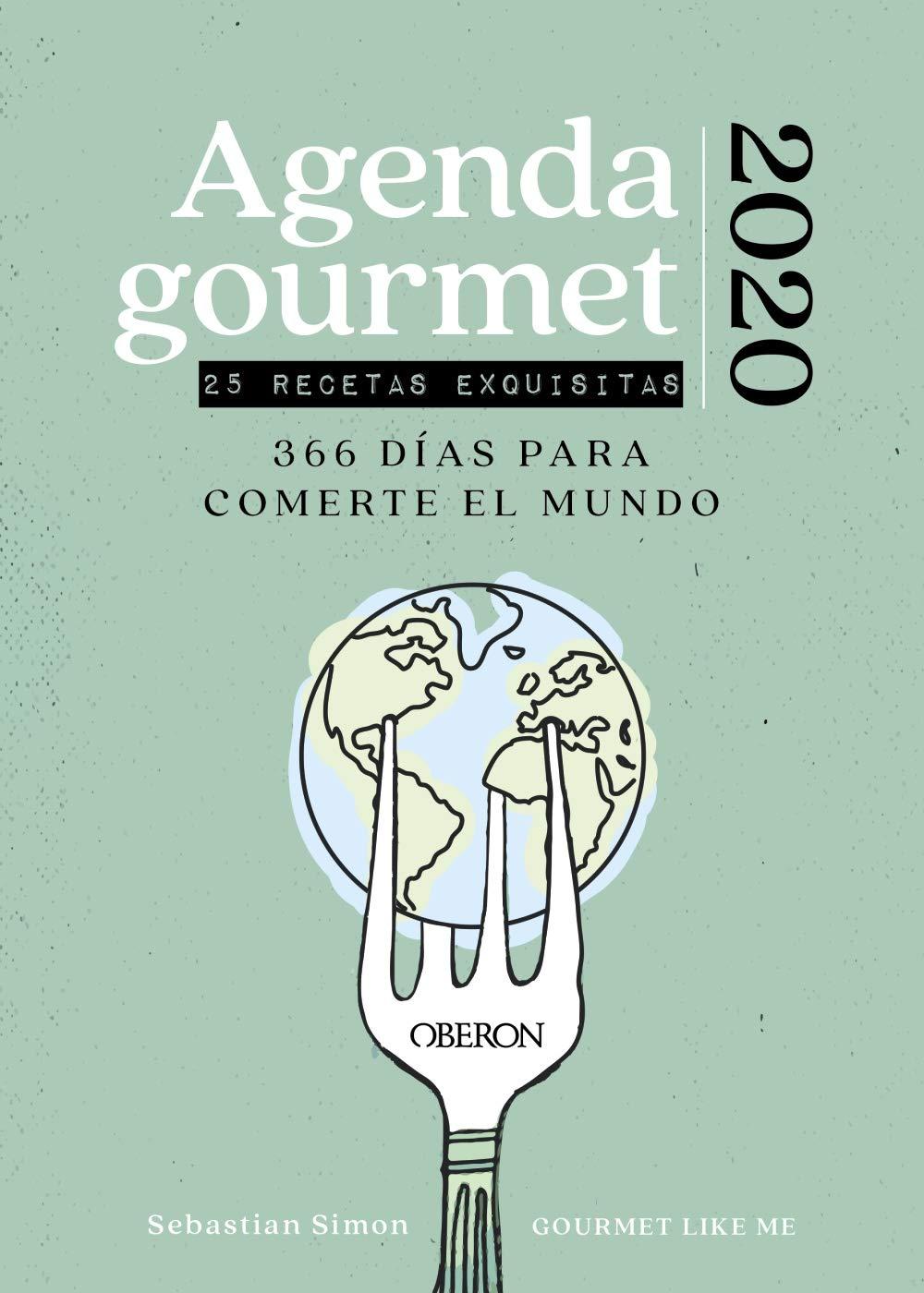 Agenda Gourmet 2020 (Libros Singulares): Amazon.es ...