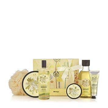 Christmas Gift Sets Body Shop.The Body Shop Moringa Premium Collection Gift Set