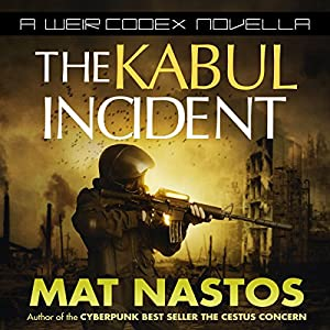 The Kabul Incident Audiobook