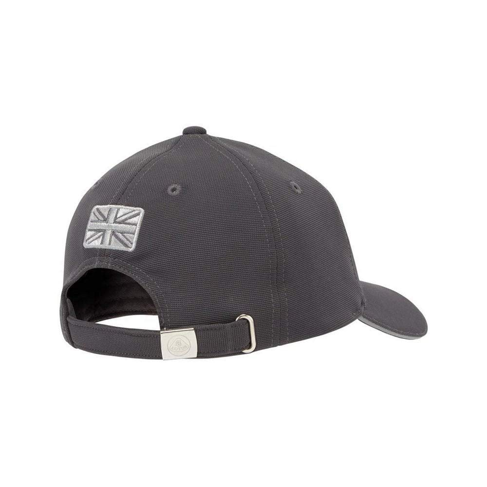 Lotus Grey Cap