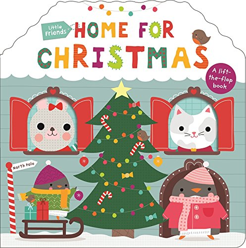 Download Home for Christmas (Little Friends) pdf epub