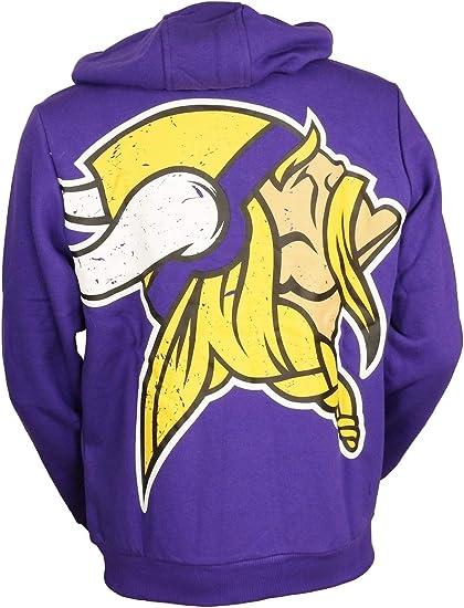 New Era Hoodie Minnesota VikingsNFL