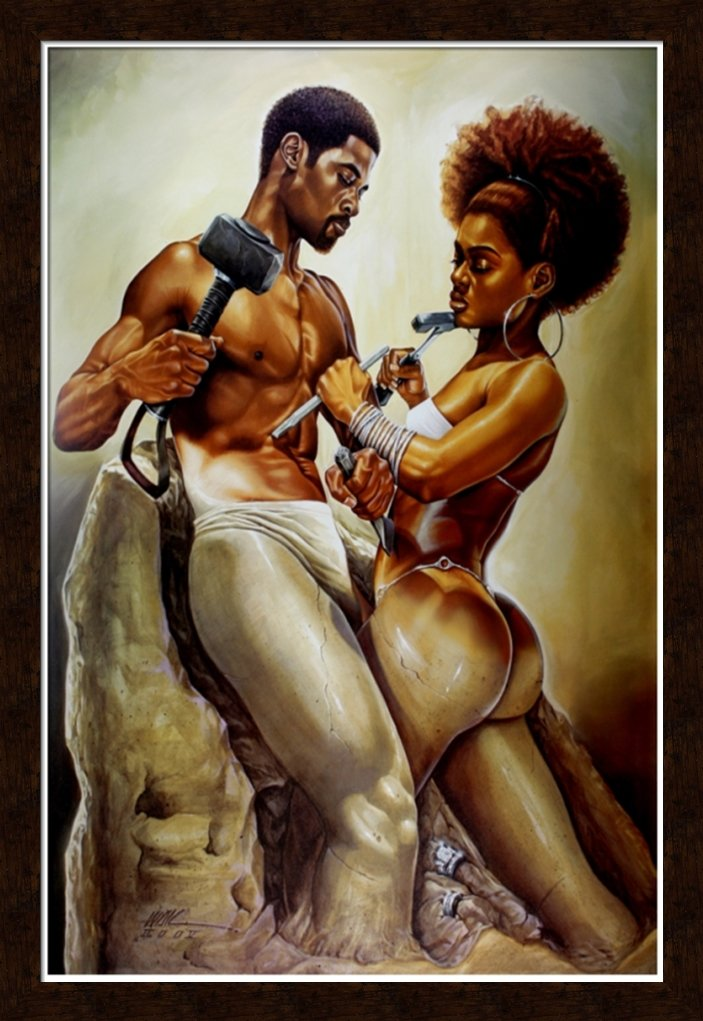 You are african american lesbian posters and prints geile fotze