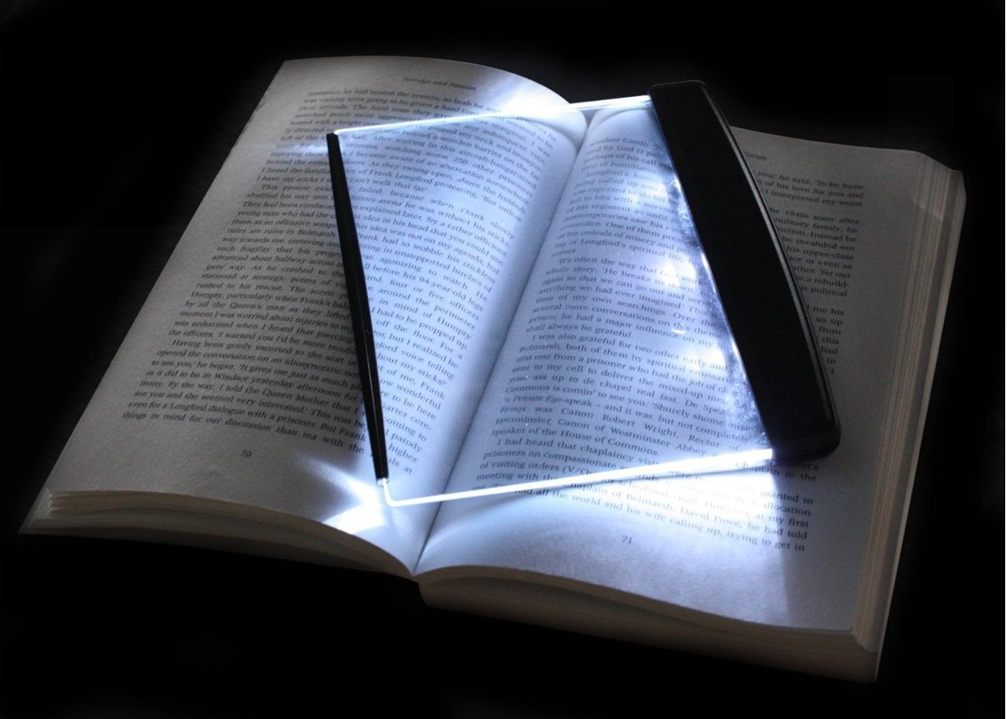 Buy Catchin24 Led Night Book Reading Light Panel Paperback Online At Low  Prices In India  Amazon
