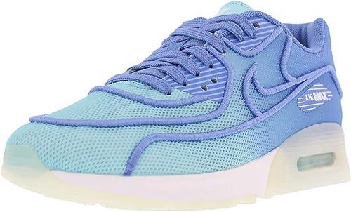 Nike Air Max 90 Ultra 2.0 BR US para mujer, (Azul/Blanco polar.), 40 EU: Amazon.es: Zapatos y complementos