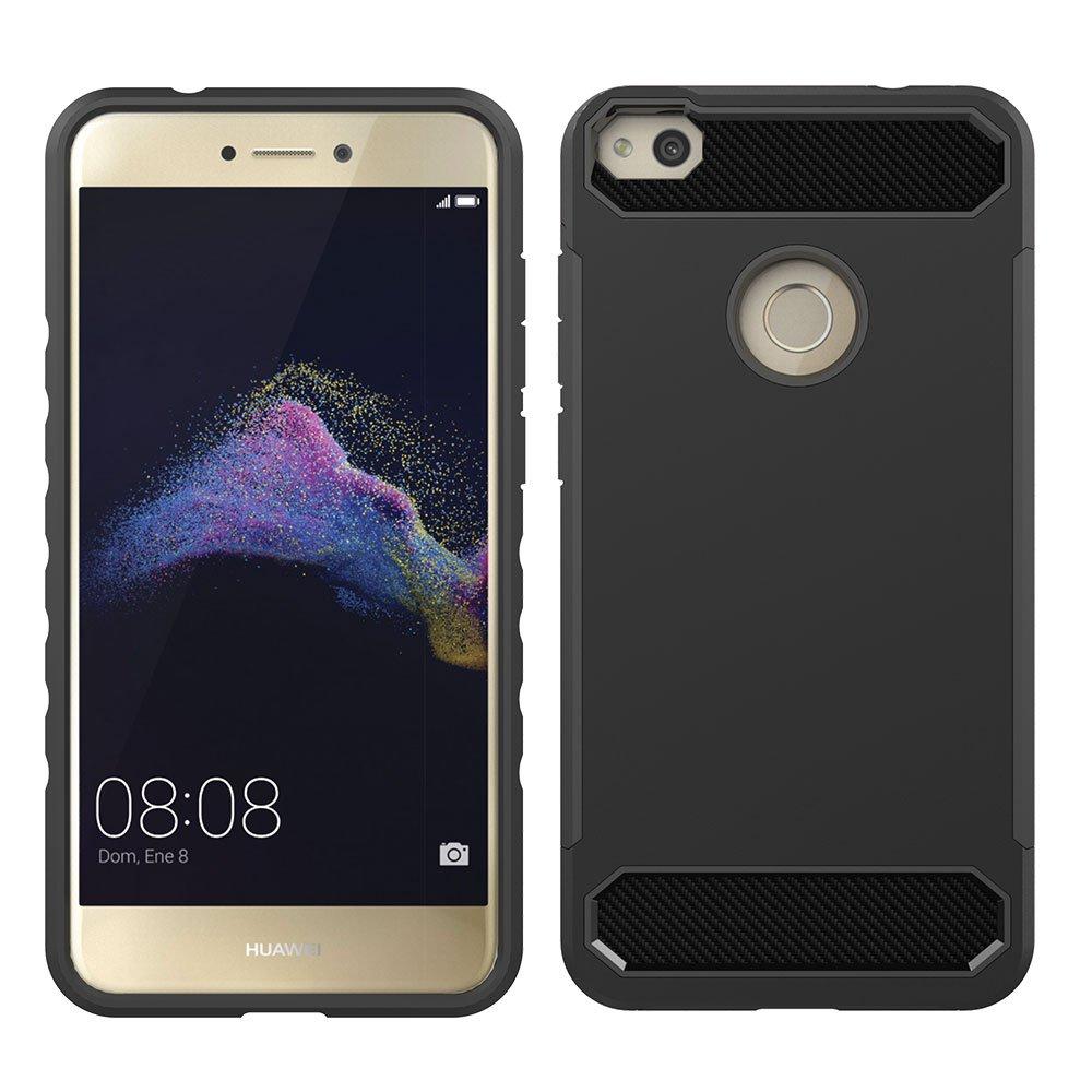 Amazon.com: ShiningLove - Carcasa para Huawei P8 Lite (2017 ...