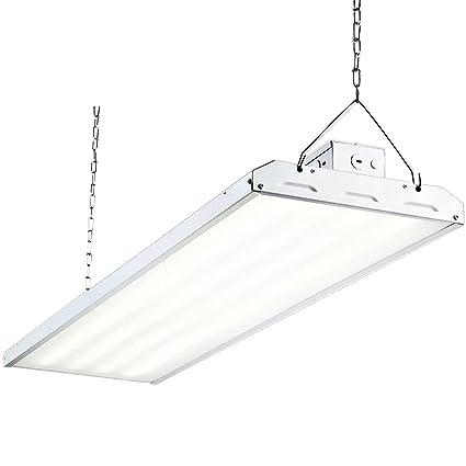 Hykolity 4FT LED High Bay Shop Light Fixture 160W [600W Fluorescent ...