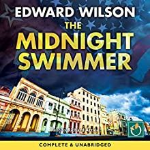 The Midnight Swimmer Audiobook by Edward Wilson Narrated by Richard Attlee