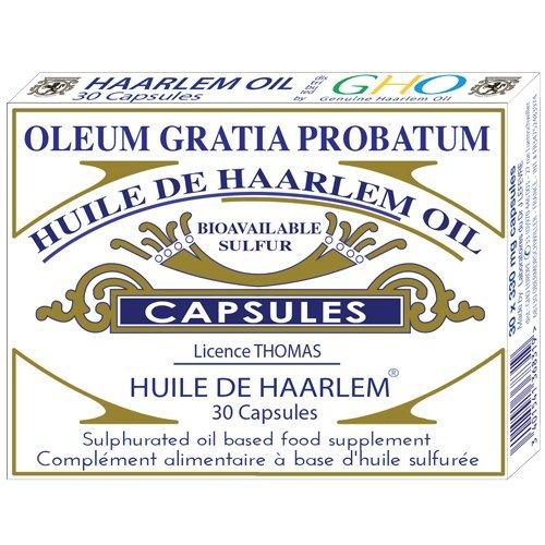 Genuine Haarlem Oil 30 Standard Capsules