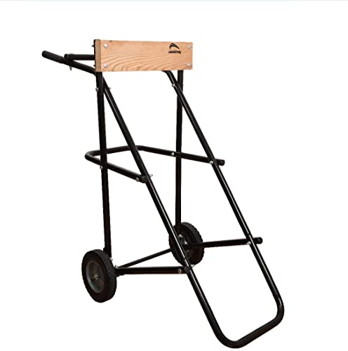Portable Boat Carry and Launch Hand Dolly Set with Pneumatic Wheels Picture