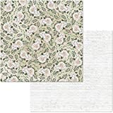 """Garden Party Double-Sided Cardstock 12""""X12""""-Fragrant"""