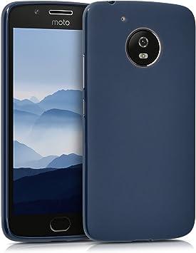 kwmobile Funda Compatible con Motorola Moto G5: Amazon.es: Electrónica