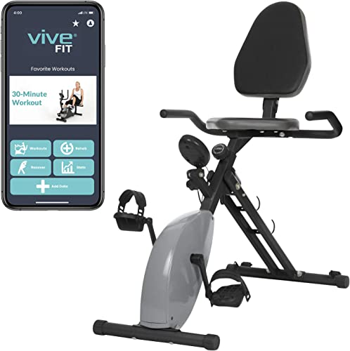 Vive Stationary Bike App Included