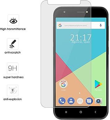 Tumundosmartphone Protector Cristal Templado para ULEFONE S7 ...