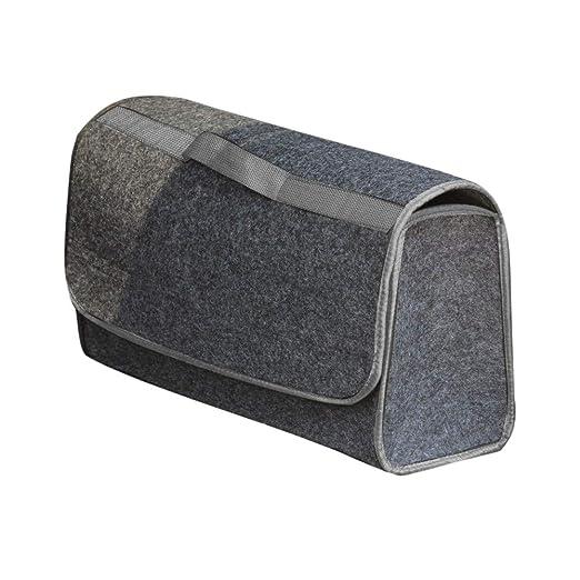 WARMWORD Bolsa para Maletero Fabricada en Fieltro con Velcro ...