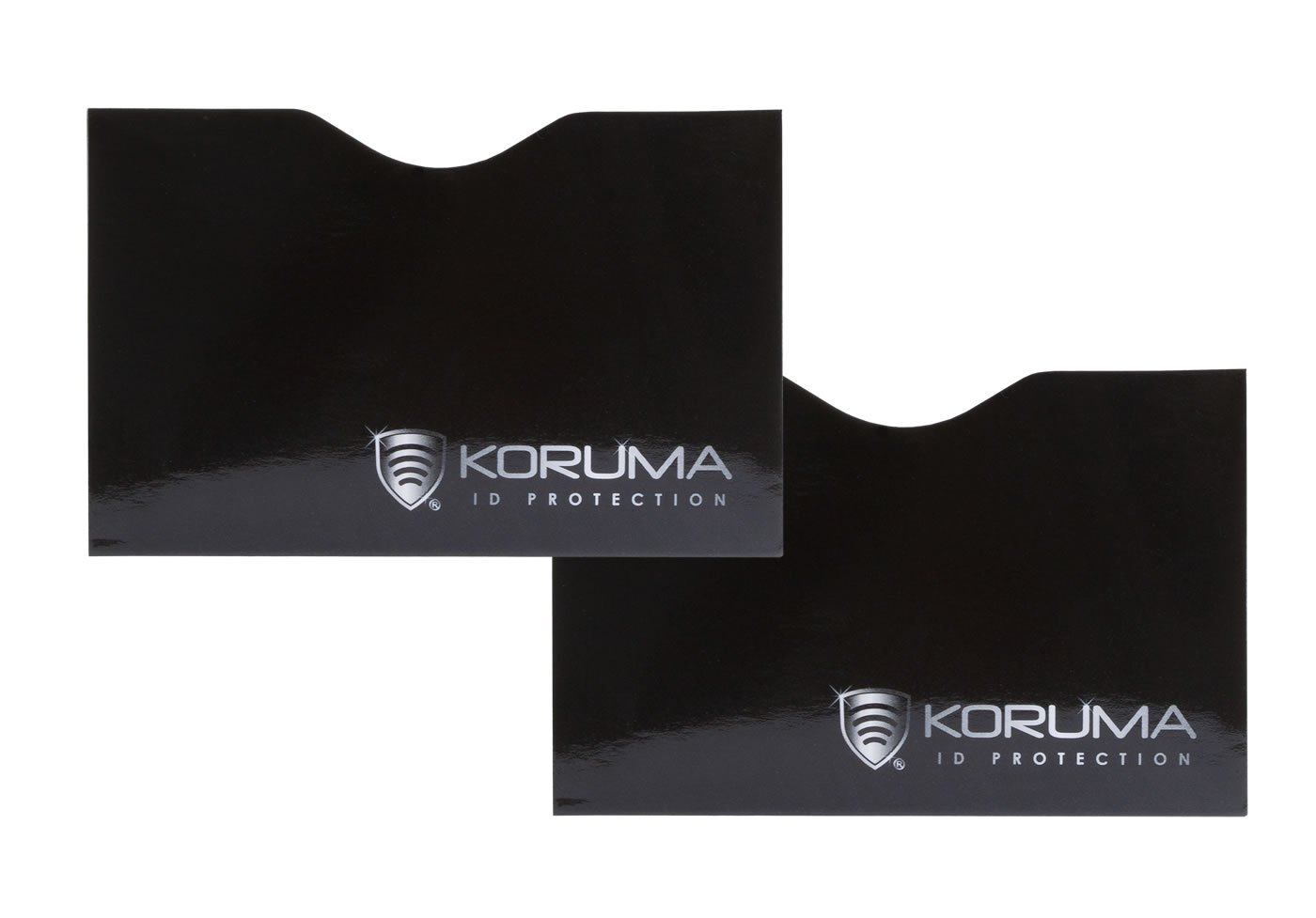 Koruma KFR-87HBLS RFID-Schutzhüllen für EC-Karten, TÜV-zertifiziert TÜV-zertifiziert KORUMA LIMITED