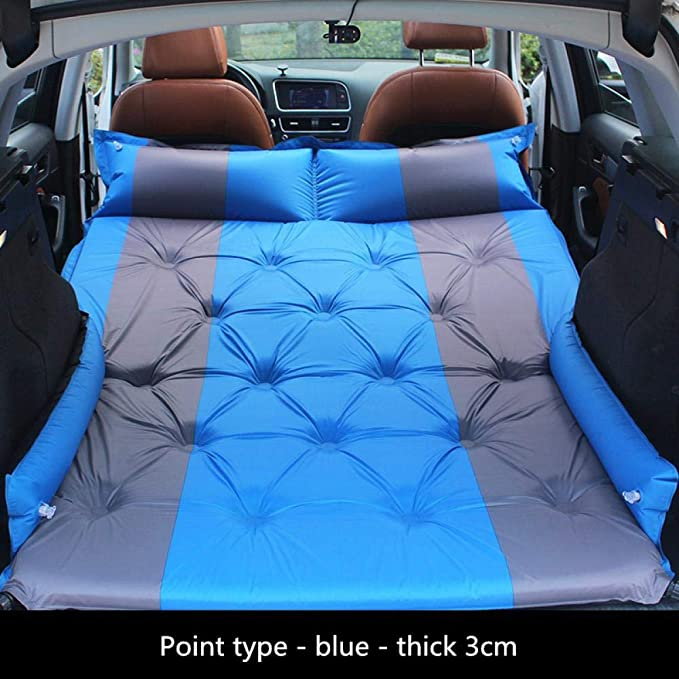 Amazon.com: SUV Car Bed Camping Car Mattress Inflatable Car ...