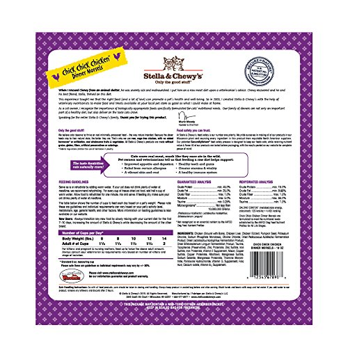 Stella-Chewys-Freeze-Dried-Raw-Chick-Chick-Chicken-Dinner-Cat-Food-12-oz-bag