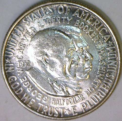 1952 P Washington-Carver Half Dollar Choice Unc. ()