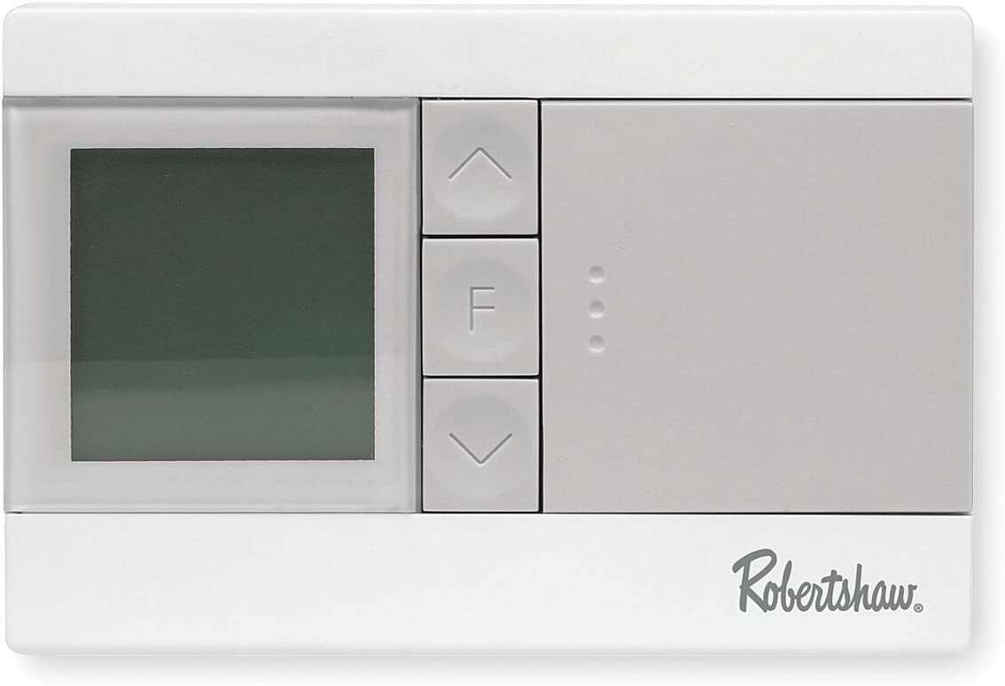 Robertshaw RS3210 2 Heat/1 Cool Digital 5-2 Day Programmable Thermostat