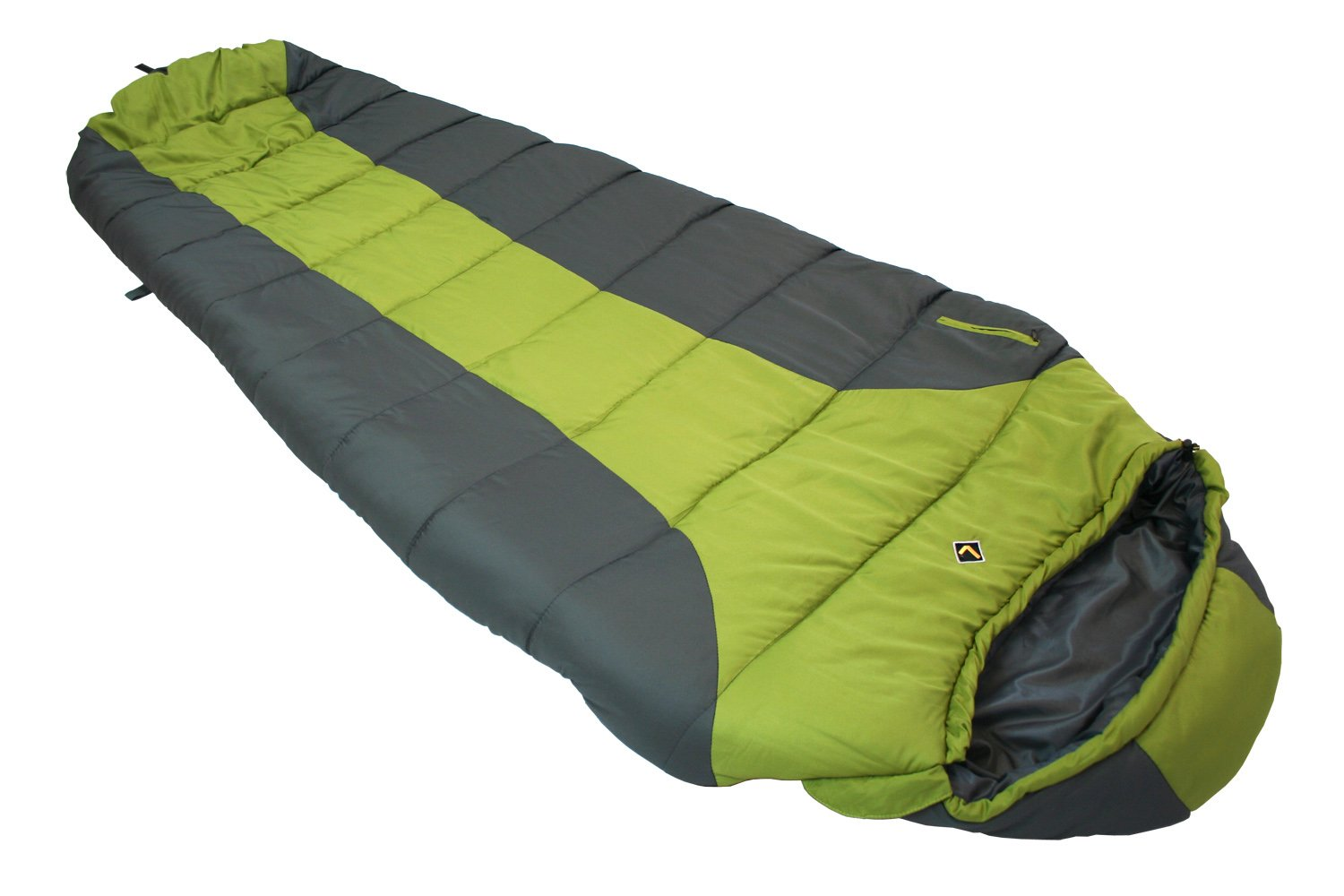 Ledge Sports X-Lite +40 F Degree XL Oversize Ultra Light Design, Compact Sleeping Bag (88 X 36 X 26) by Ledge