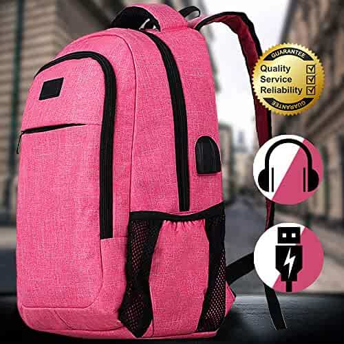cec9d631722a Shopping Clear or Pinks - Polyester - Backpacks - Luggage   Travel ...