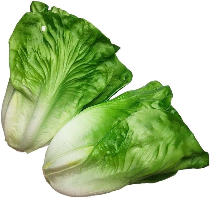 künstliche Deko Salat 14cm grün DPI