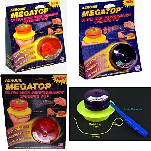 Aerobie - Megatop - RANDOM - Spinning Top: Amazon.es: Juguetes y ...