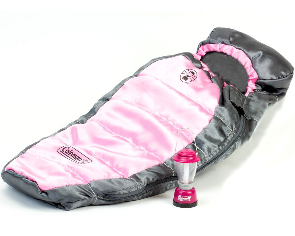 Coleman Doll Sleeping Bag & Lantern Set, Perfect for the 18 Inch Camping American Girl Dolls & More! 18 Inch Coleman Doll Lantern and Sleeping Bag Set, By Sophia's
