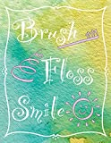 Practicon 512021 Brush Floss Smile B Practicare Postcard (Pack of 200)