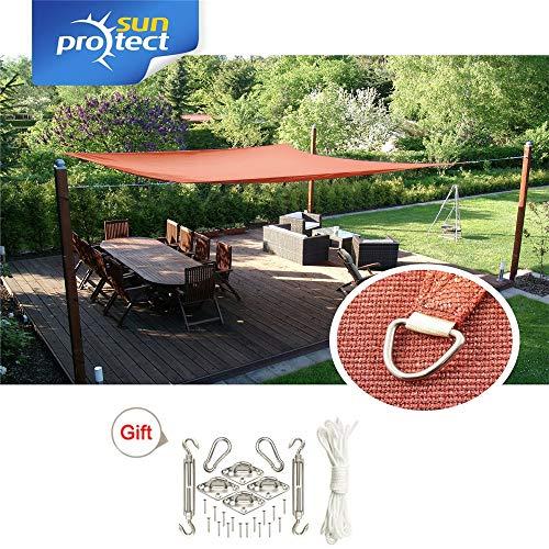 Aktiv Sonnensegel Oder Schattensegel 4 X 4 X 4m Zum Schattenspenden Für Ihren Garten Verschiedene Stile Objekte Ab 1945