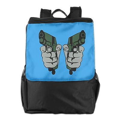Believe Ddspp Double Guns Outdoor Backpack Rucksack Travel Bag high-quality