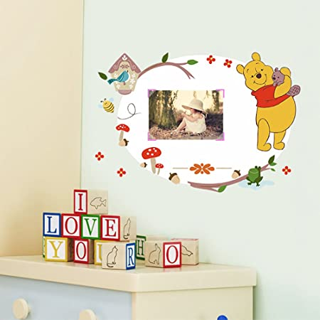 Smart Art Disney Sticker Mural Amovible Motif Winnie lourson