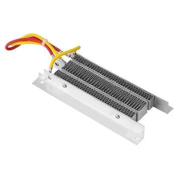 400W 220V Isoliertes PTC-Heizelement mit keramischem Elektroheizung Lufterhitzer