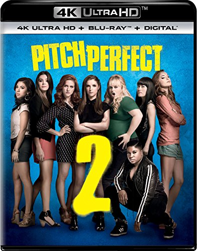 4K Blu-ray : Pitch Perfect 2