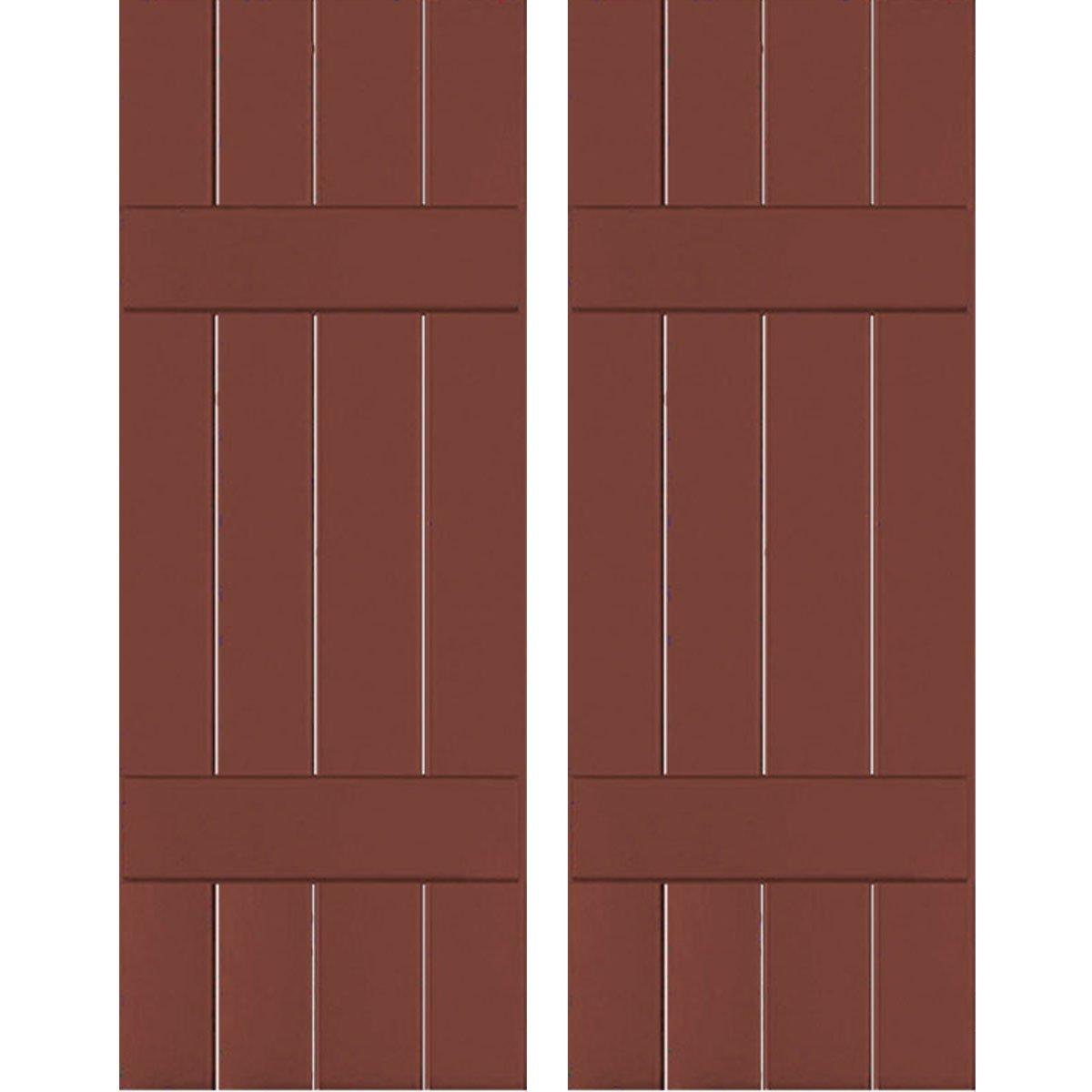 Ekena Millwork RWB15X030RWP Exterior Four Board