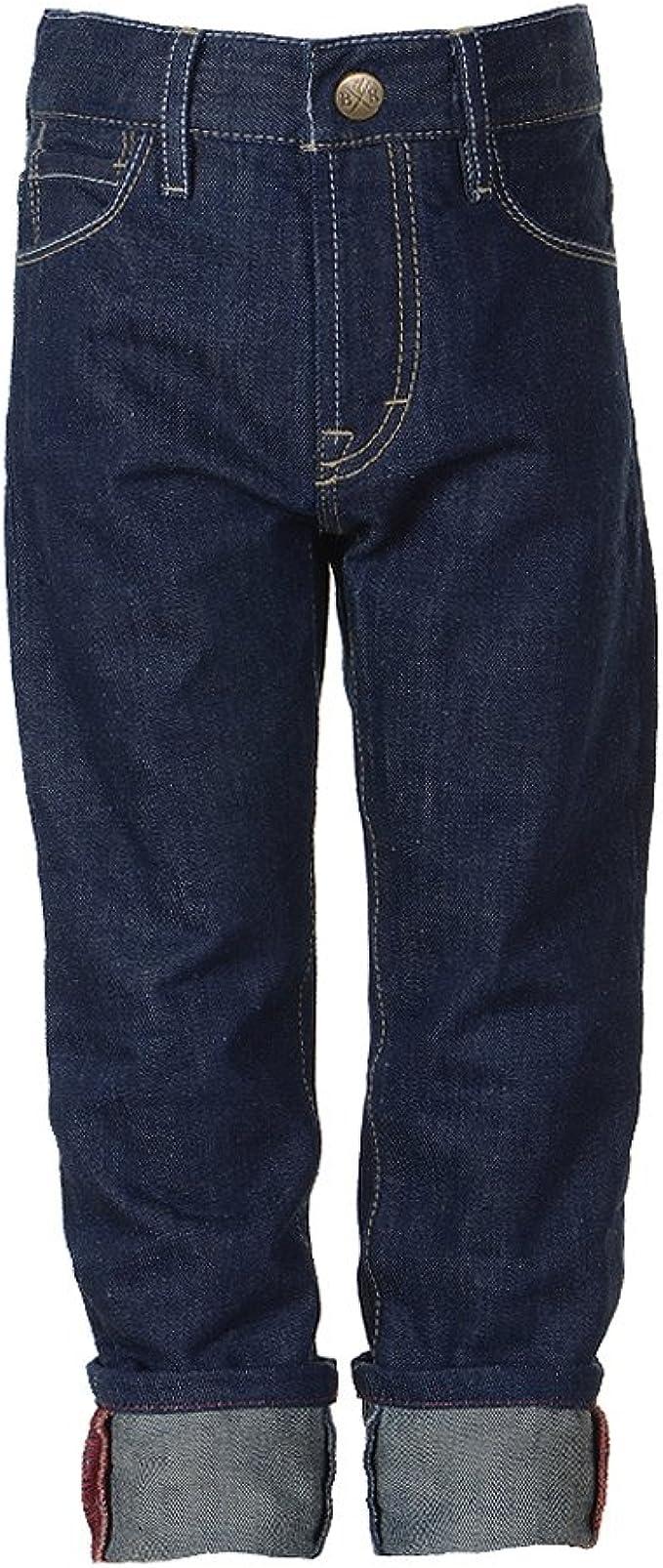 Band of Rascals Kinder Jeans Hose Slim Fit 100/% Bio-Baumwolle