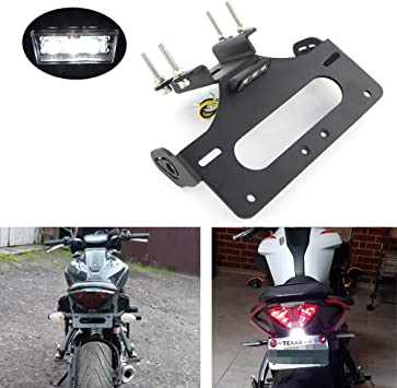 PLUG /& PLAY* LED Indicators* * Yamaha MT-25 /& MT-03 2019-2020 Tail Tidy//Fender Eliminator