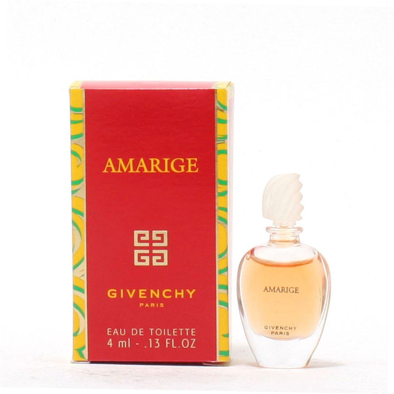 2714db66ac Amazon.com : Mini Amarige By Givenchy - Edt .13 Oz : Eau De Toilettes :  Beauty