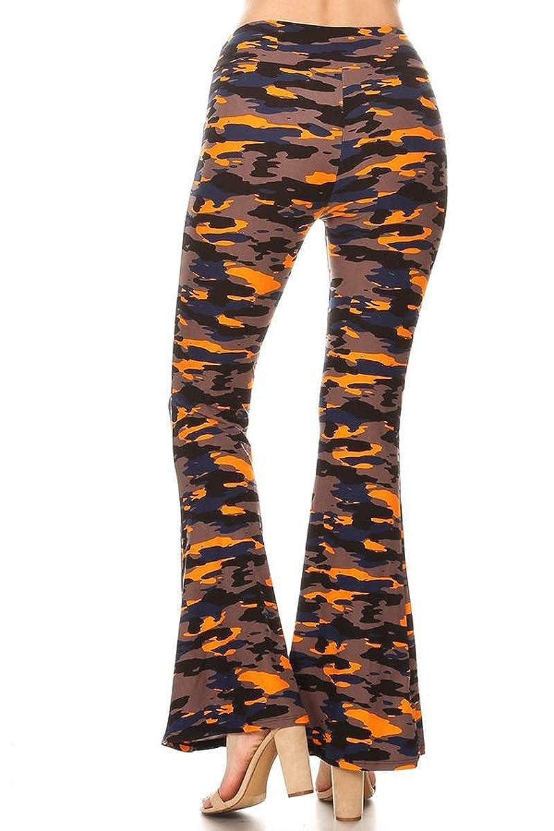 0eb417508976e Leggings Depot Ultra Soft Popular Printed Stylish Palazzo Pants at Amazon Women's  Clothing store: